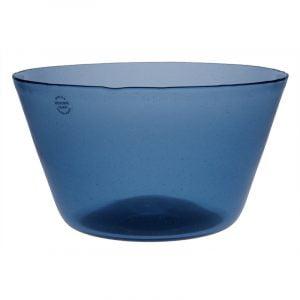 Blå skål, hög