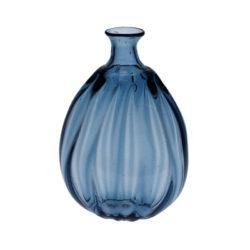 Blå platt flaska, vikingatid