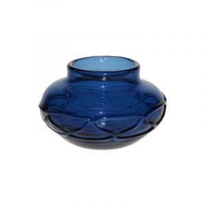 Trådornerad skål (Squat jar)