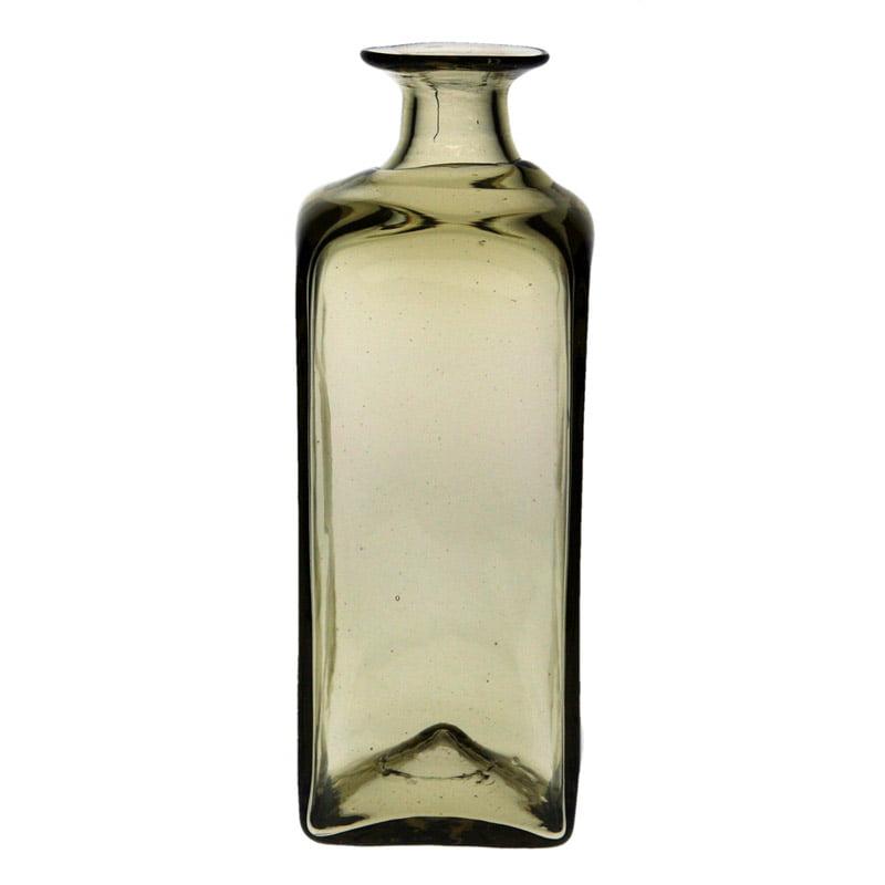 Fyrkantig flaska