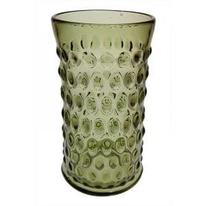 Optikblåst glas/vas 1546