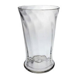 Optikblåst glas, 1700-talet