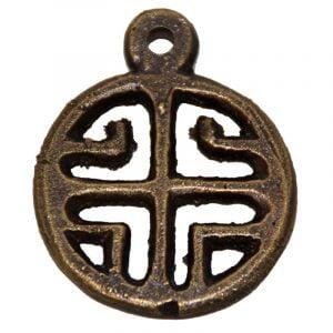 Hjulamulett, bronsålder
